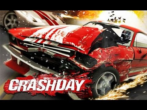 [Ретро Обзор] CrashDay (2006) + ссылка на игру