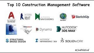 Top 10 Construction Management Software I 2018