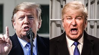 Trump Wants SNL Investigated For Being Mean To Him