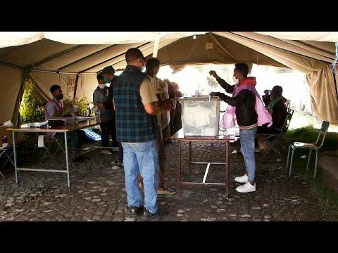 Les Éthiopiens croient au processus démocratique Les Éthiopiens croient au processus démocratique