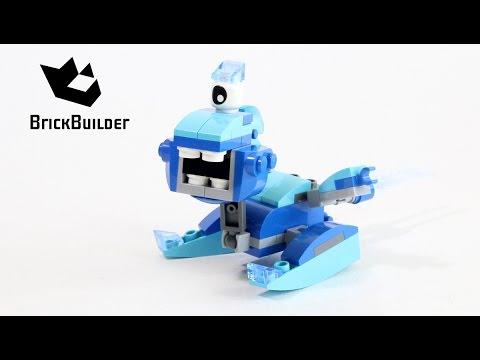 Vidéo LEGO Mixels 41541 : Snoof