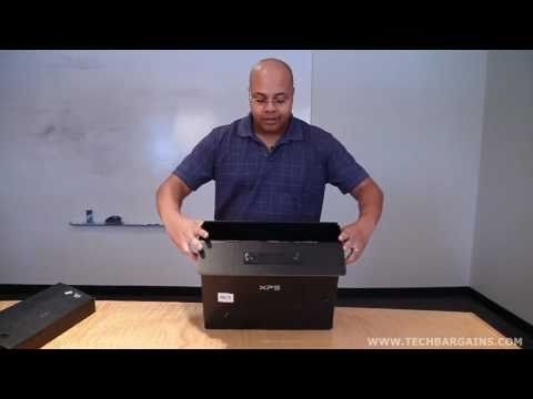 Dell XPS 15 Unboxing (HD)
