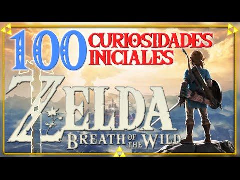 100 Curiosidades de Breath of the Wild