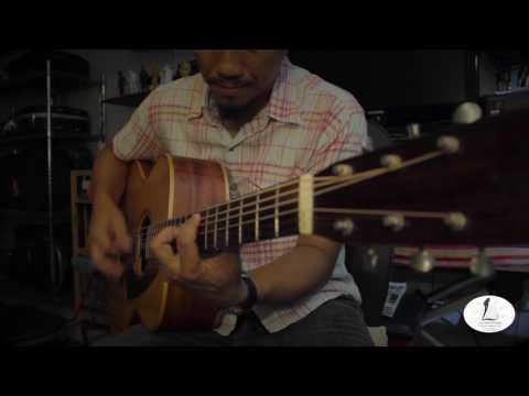 Custom Handmade Guitar by Thai Luthier (Sound Test) (No Effect / No EQ)