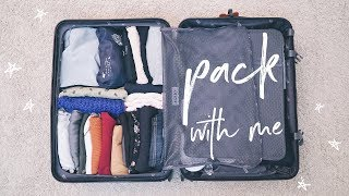How To Pack Like A Pro | 1 Week In Japan