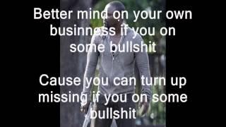 Akon - On Some Bullshit (Lyrics)