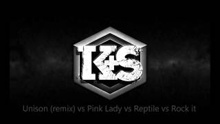 KIC+SCREAM - SMASH AROUND (House of pain vs Chris Brown vs Skrillex vs Knife Party vs Tyga)