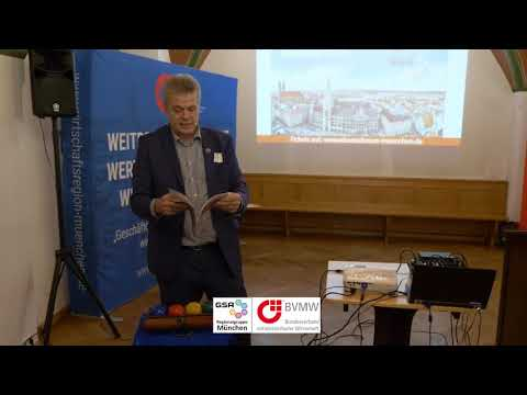 """Infotainment mit 4 Bällen zu GSA & BVMW und """"Wissen & Verstehen"""""""