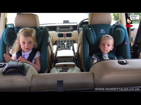 Diono Radian 5 car seat review