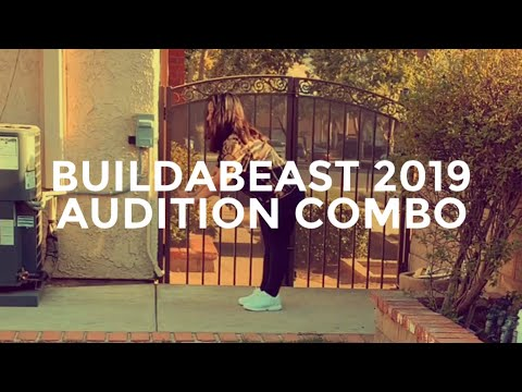"""""""BUILDABEAST AUDITION COMBO"""" Dance Cover"""