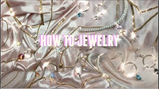 7 DIY JEWELRY  YOU CAN MAKE IN 5 MINUTES