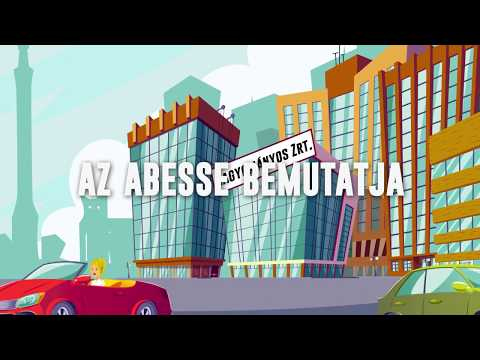 Abesse - Termékvideó