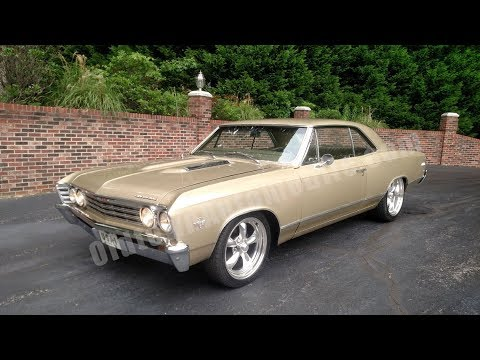 Video of '67 Chevelle - QC3D