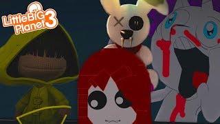 SACKBOY IS HAVING NIGHTMARES! | LittleBIGPlanet 3 Gameplay (Playstation 4)
