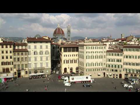 Cortona On The Move – The European Dream. Road to Bruxelles 2014 – Firenze