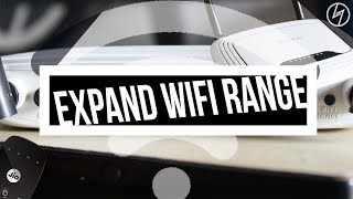 How to use router as a WiFi Repeater/Expander - TPLink & JioFi | CreatorShed