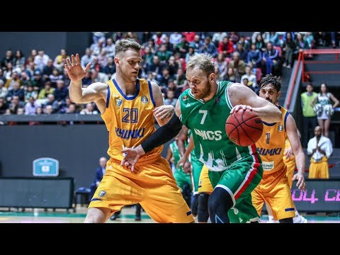 UNICS vs Khimki Highlights Semifinals Game 1, May 22, 2019