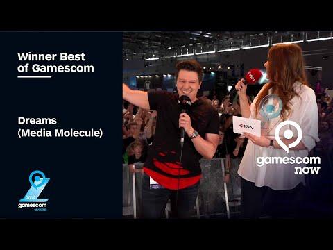 """Best of gamescom award - Der Hauptpreis geht an """"Dreams"""" von Sony"""