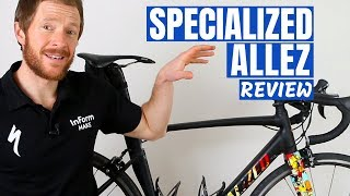 Specialized Allez: Carbon Vs Alloy Review (with Brad Wiggins Look-alike)