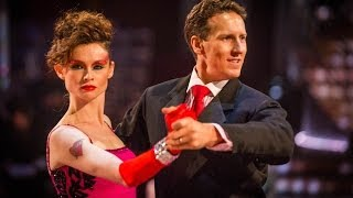 Sophie Ellis-Bexter & Brendan Tango to 'Material Girl' - Strictly Come Dancing - BBC