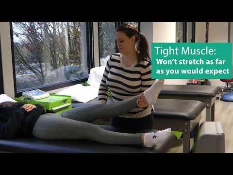 Stiff vs Tight Muscles