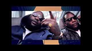 HQ 3D Rick Ross Ft. Drake - Made Men (Official Music Video)