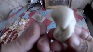 Как сделать хлебный мякиш для рыбалки