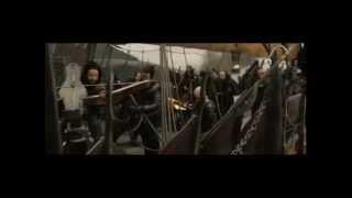 Captain Strider and the Midget Pirates!