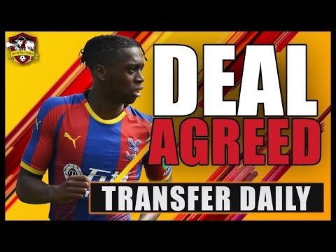 Download Manchester United Sign Aaron Wan-Bissaka For £55m! Transfer Daily HD Mp4 3GP Video and MP3