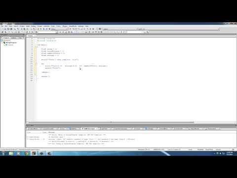 C Programming Tutorial – 26 – do while Loops