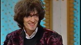Tim Briffa interviewed by Boy George for BSkyB circa 1993
