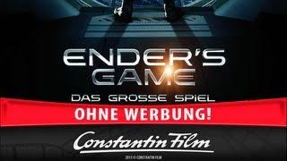 Ender's Game - Das große Spiel Film Trailer