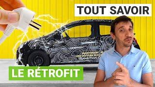 CONVERTIR sa voiture à l'électrique : TOUT savoir sur le RÉTROFIT !