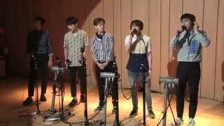 [SBS]두시탈출컬투쇼,Butterfly, 비스트 라이브