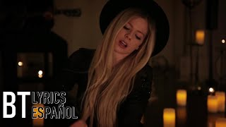 Avril Lavigne - Give You What You Like (Lyrics + Español) Video Official