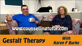 An introduction to Gestalt Therapy - with Karen F Burke