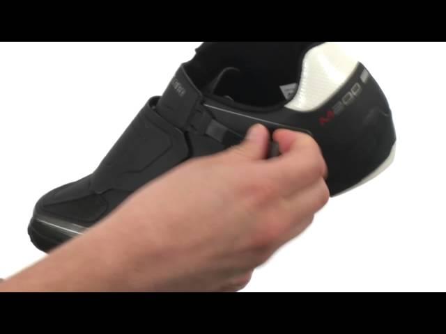 Видео Велотуфли Shimano SH-M200 G зеленые