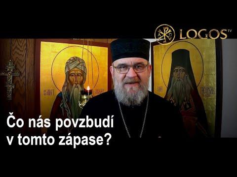 OTCOVIA PÚŠTE (454) - Sv. Izák Sýrsky - Pomoc v čase zápasu