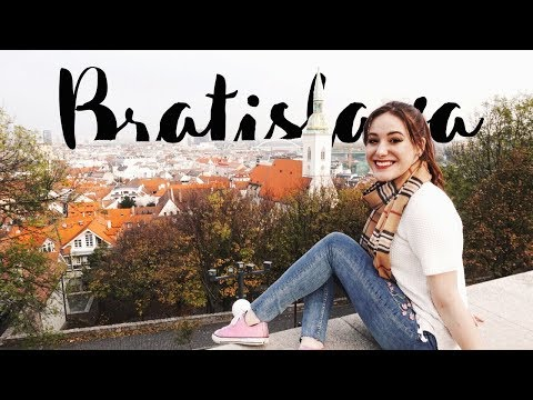 First Time In Bratislava, Slovakia | Travel Guide + Vlog