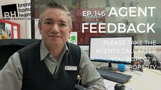 Ep146. Agent Feedback After An Inspection.