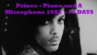 '17 DAYS' Review From Prince's Piano & A Microphone 1983