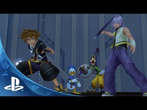 Видео № 0 из игры Kingdom Hearts HD II.5 (2.5) ReMix Limited Edition [PS3]