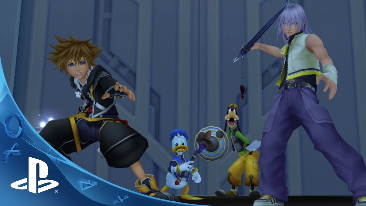 Kingdom Hearts HD 2.5 ReMIX Coming December 2nd to PS3
