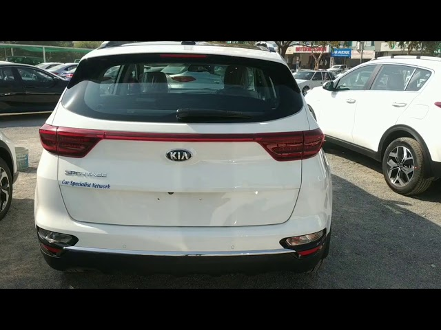 KIA Sportage FWD 2020 for Sale in Islamabad