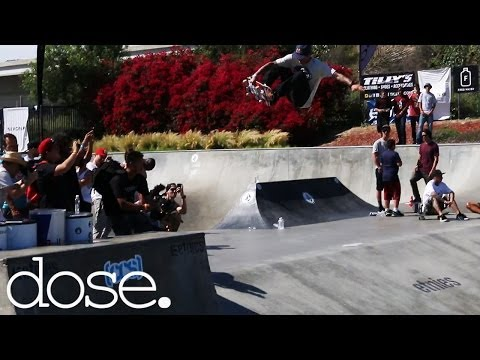 Ryan Sheckler Gives Skaters A Reason To Skate For A Cause