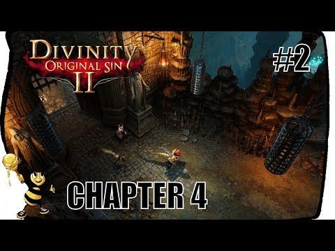 DIVINITY ORIGINAL SIN 2 Gameplay Walkthrough   CHAPTER 4 MASTERING THE SOURCE Part 2 (#10)