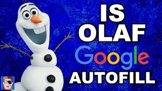is olaf google autofill