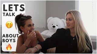 let's talk about boys😏 - mit Marci 💗