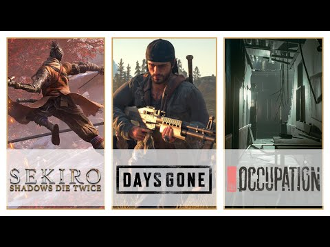 Sekiro: Shadows Die Twice | Days Gone | The Occupation & MORE | Gaming Podcast #8 of 2019