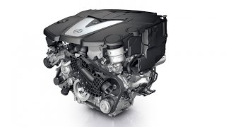 Mercedes s class cls etc om642 v6 engine cdi oil leak from the mercedes w164 om642 30 v6 fandeluxe Gallery